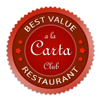 Club a la carta Ofertas restaurantes