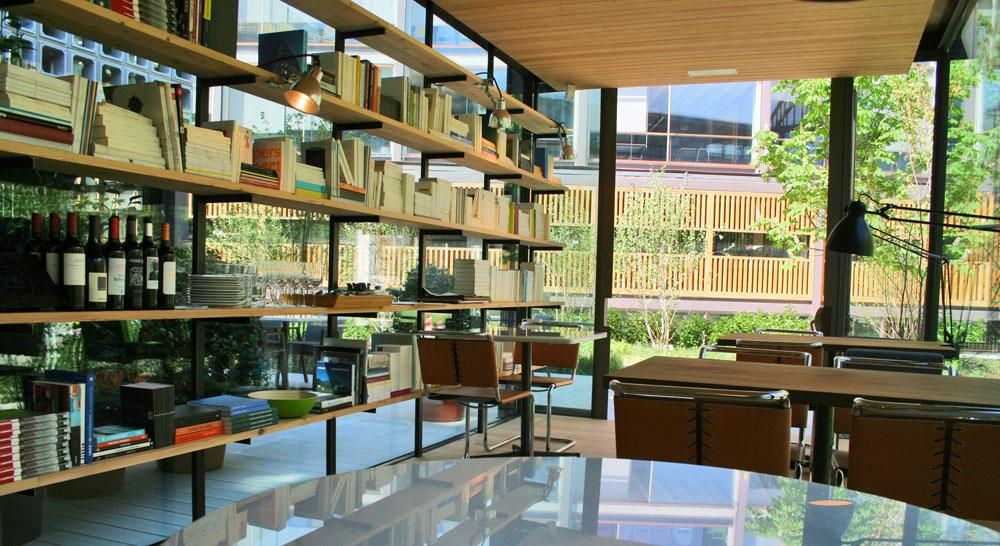 Bosco de lobos calle hortaleza 63 madrid for Restaurante escuela de arquitectos madrid